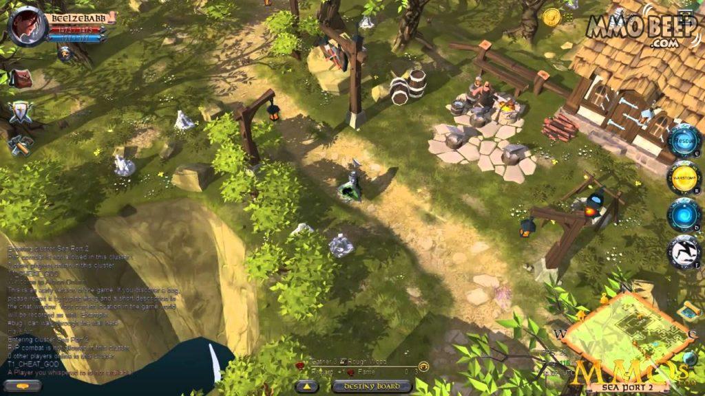 Albion Online Gameplay 1