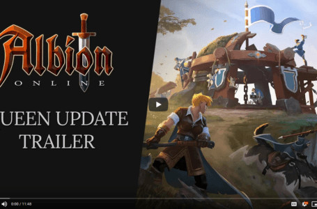 Albion Online Queen Update Trailer
