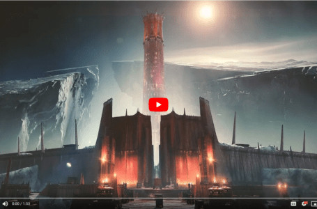 Shadowkeep Launch Trailer