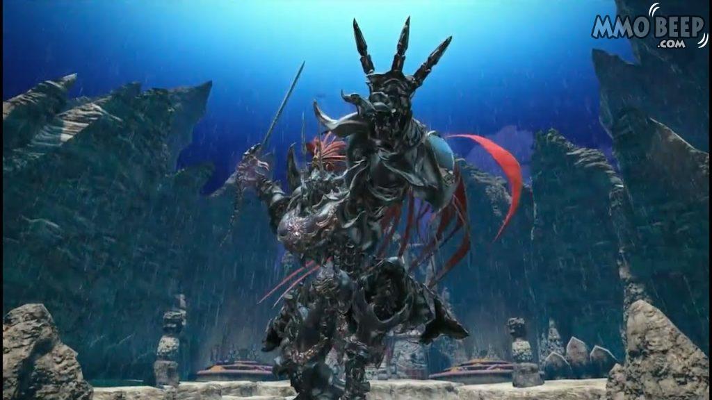 Final Fantasy XIV Graphics 1
