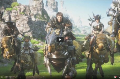 Final Fantasy XIV Official Trailer