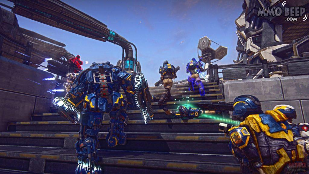 PlanetSide2 NC Gameplay 2