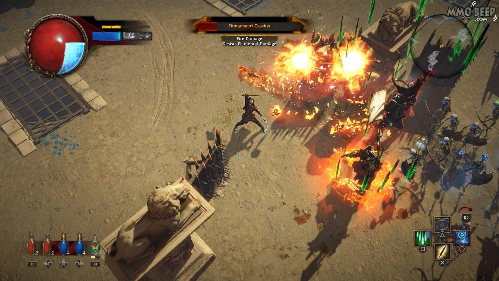 Path of Exile 3.9.2b Patch Notes