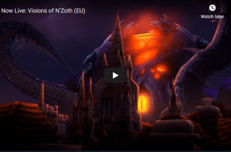Visions of N'Zoth Now Live