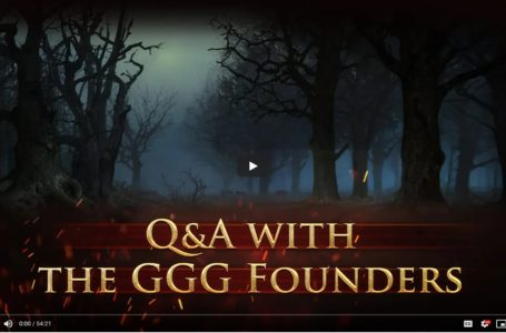 Path of Exile ExileCon Q&A Video WIth GGG Founders