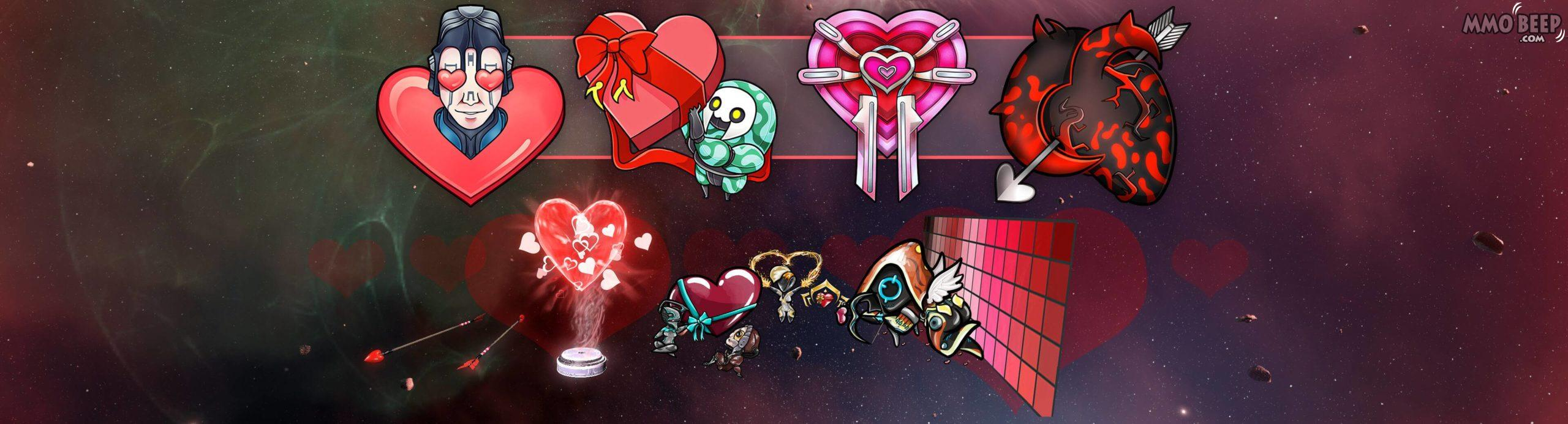 Warframe's Heart of the Ordis Valentines Day Event Returns