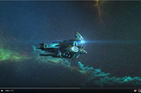 Warframe Empyrean Update Trailer