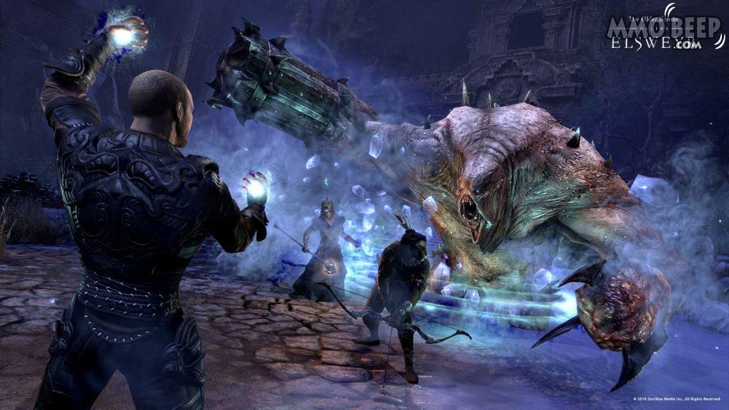 Elder Scrolls Online Graphics