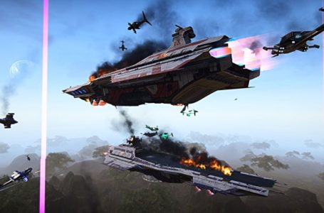 PlanetSide 2 Escalation Update Released