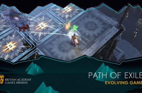 Path of Exile Won BAFTA's 'Evolving Game'