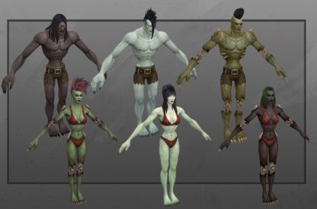World Of Warcraft Shadowlands Update Will Bring New Character Customization Options