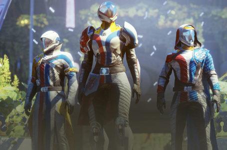 Destiny 2 Guardian Games Live on 21 April