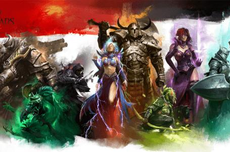 Guild Wars 2 All Classes