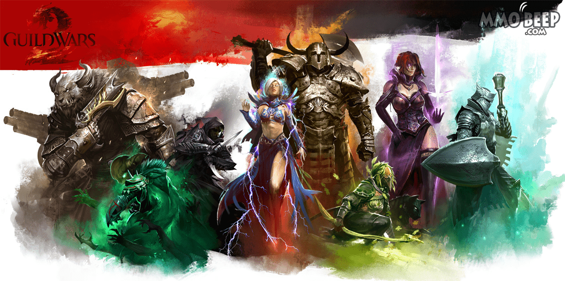 guild wars 2 all classes 1