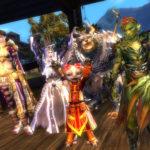 Guild Wars 2 Mega Server