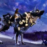 Guild Wars 2 Mount Wolf