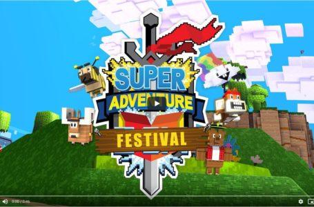 Guild Wars 2 Super Adventure Box Festival Trailer