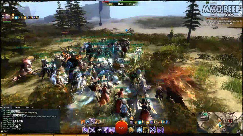 Guild Wars 2 World Vs World