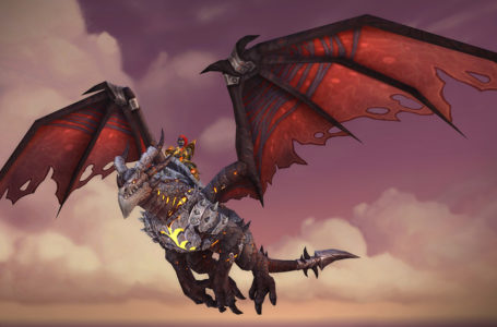 Flying In Draenor And The Broken Isles Doesn't Require The Pathfinder Achievement Anymore