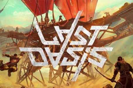 Last Oasis goes offline temporarily in order to fix server issues