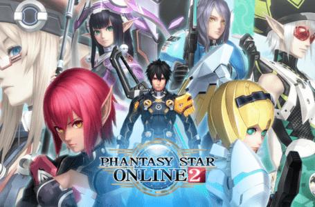 SEGA Continues to fix Phantasy Star Online 2 launch problems