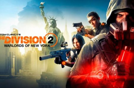 Division 2 Update 9.1 Has Been Delayed