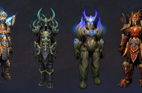 World of Warcraft Morgan Day The Lead Encounter Designer Interviewed about Covenant Utility and more