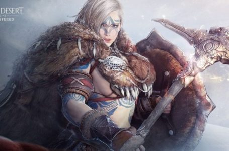 BLACK DESERT ONLINE Launches Character Creation Event Getting Ready For The Next Season