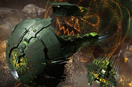 EVE Online Invasion Sets The Map On Fire While New Ships Are Arriving Soon