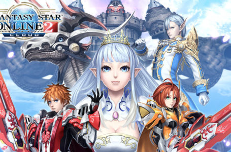 Phantasy Star Online 2 Announced Upcoming Events and Campaigns