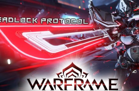 Warframe 'The Deadlock Protocol' Will Be Published On PC This Week