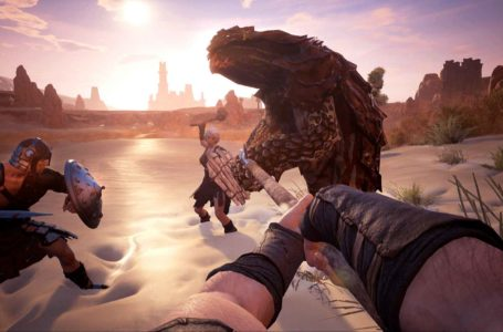 Conan Exiles Patch Provided AI Fixes, Thralls, And Much More