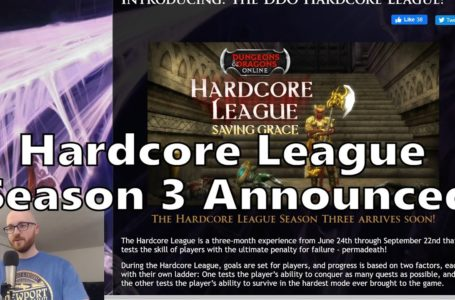 Dungeons And Dragons Hardcore League FREE In Season 3