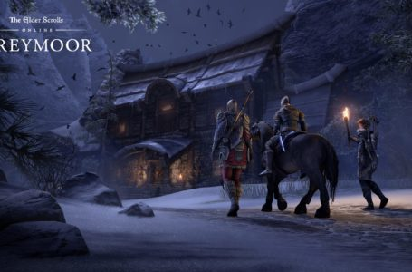 ESO Greymoor Console Release Was Postponed to June 10 Out of Consideration for George Floyd's Funeral