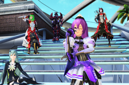 Sega Revealed Plans To Release Six Years  Of Content to Phantasy Star Online 2 NA
