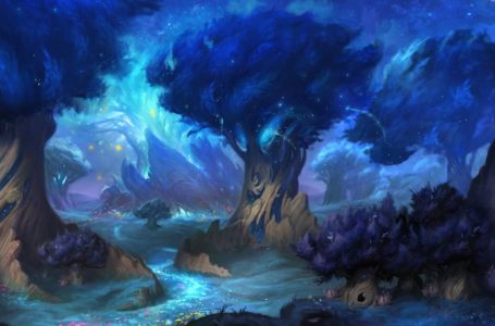 World of Warcraft Showcases Ardenweald and the Night Fae Covenant