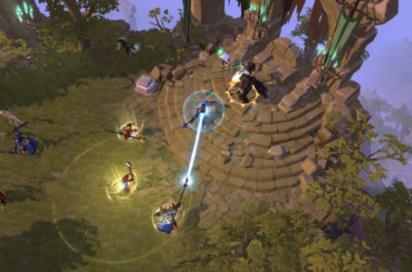 Albion Online Rise Of Avalon New Update Ready On Test