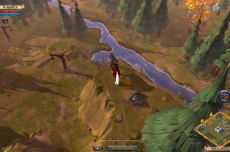 Albion Online Introduced The New Patch 15 Mount Changes