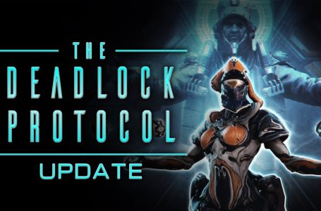 Warframe Newest Update The Deadlock Protocol Has Been Released On Consoles