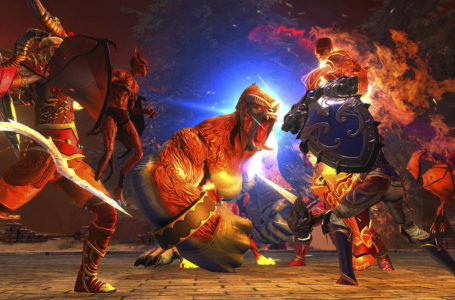 Neverwinter Patch Introduce Class and Balance Modification