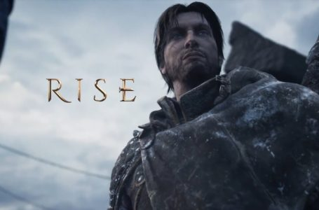 RISE New Korean MMO Releases Prologue Trailer