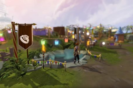 Runescape's Lumbridge Crater Acquire Makeover and New Update Incoming