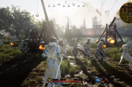 Ashes Of Creation Update Including Pre-Alpha Video Footage Of The Event AndA Dungeon Fly