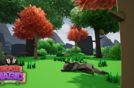 Swords N Magic And Stuff Available in Steam Early Access This Coming September