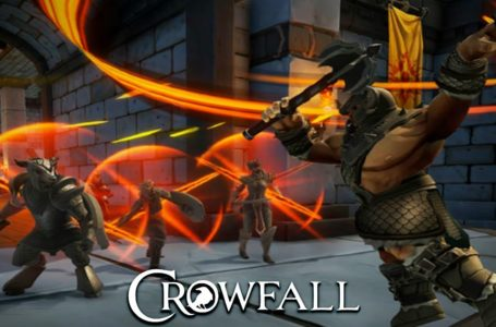 Crowfall Playtest Period For Non-Backers Has Extended