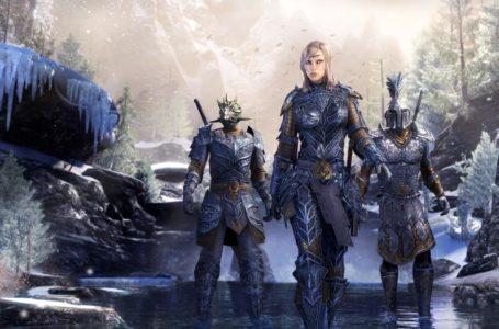 Elder Scroll Online Is Free To Play Until August 19 2020