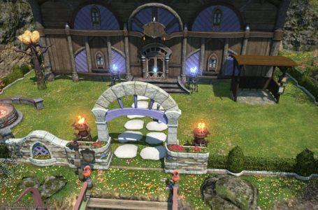 Final Fantasy XIV Upcoming Patch 5.4 More Housing Plots Housing Servers
