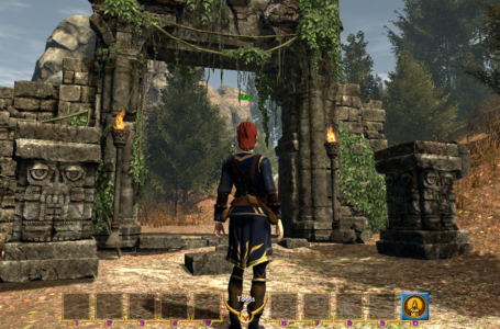 Shroud Of The Avatar Previews Players Town Teleporters And New Building Block Types.