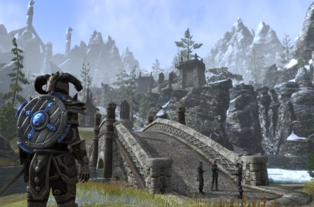 The Elder Scrolls Online Have A Peek At The Stone Garden Dungeon