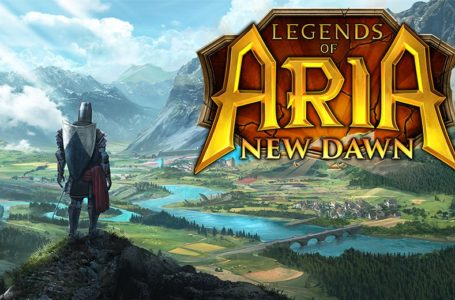 Legends Of Aria Introduce The Monolith Dungeon DLC Content Up For Free Until This Weekend